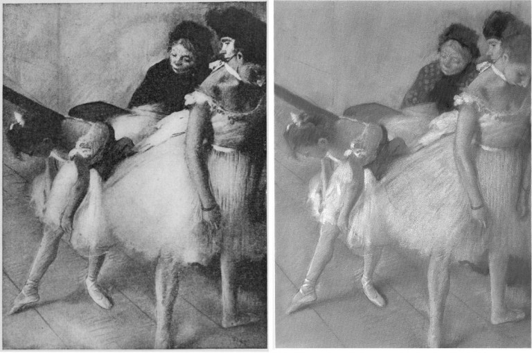 Fig. 14two degas exams