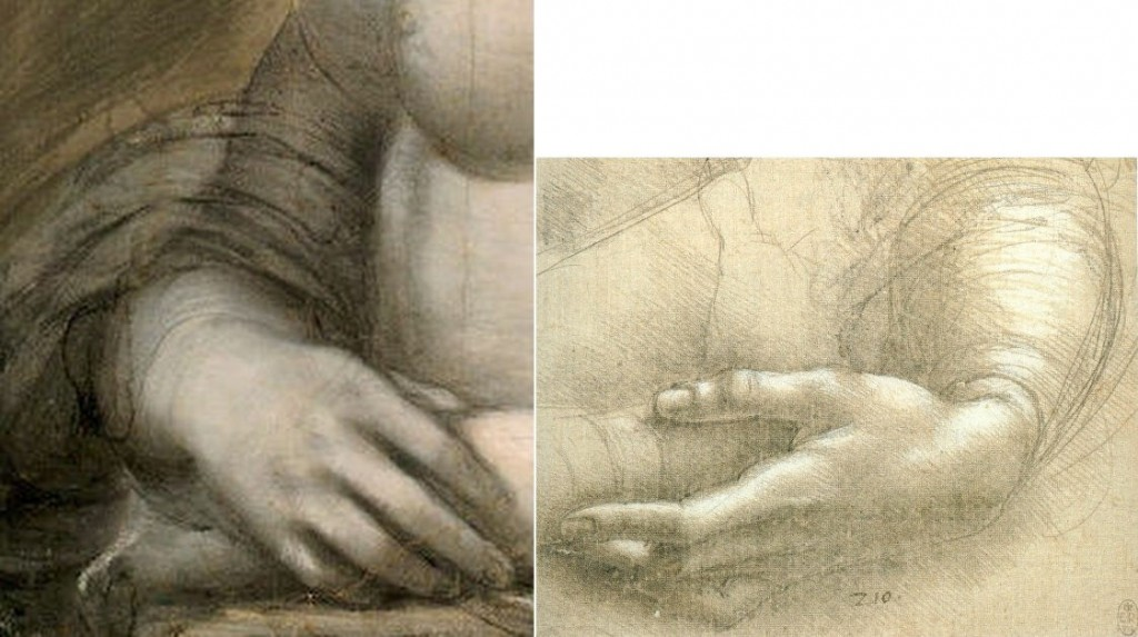 Fig. 4 hands touch