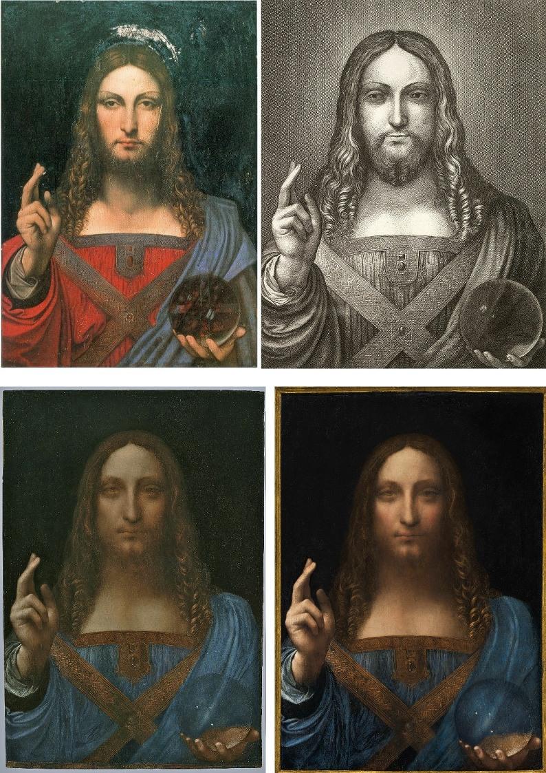 Salvator Mundi Ganay >> The 450m New York Leonardo Salvator Mundi Part Ii It Restores It